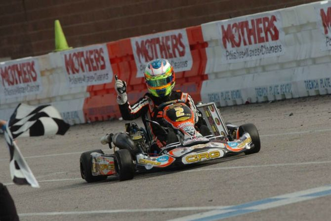 2013 S1 champion Joey Wimsett is the target entering the SpringNationals (Photo: On Track Promotions – otp.ca)